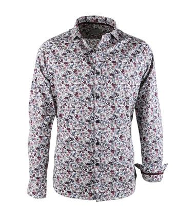 Dstrezzed Overhemd Multi Flower