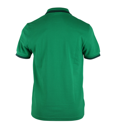 Detail Fred Perry Polo Island Green Slim Fit C92