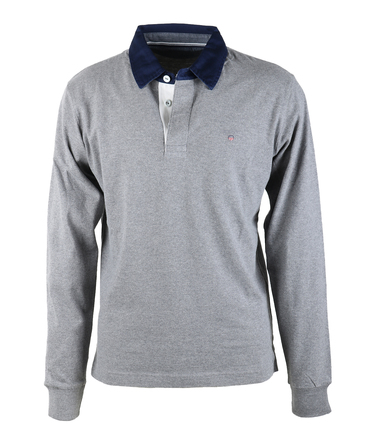 Gant Longsleeve Polo Heavy Rugger