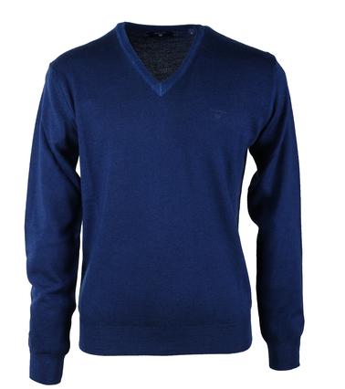 Gant Pullover V-neck Indigo