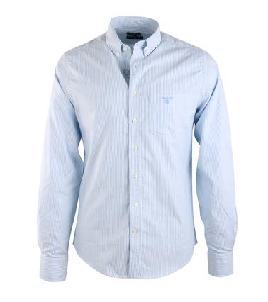 Gant Tee-off Comfort Oxford Blue Stripe