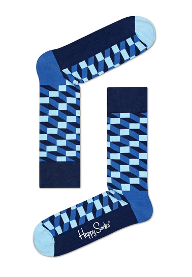 Happy Socks Filled Optic FIO01-6000