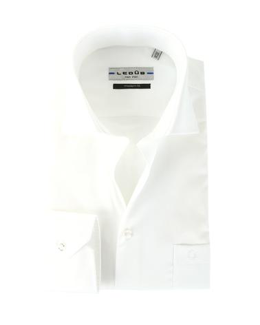 Ledub Overhemd Ecru Non Iron