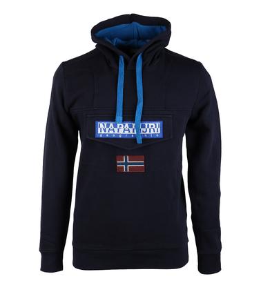 Napapijri Hoodie Burgee Navy