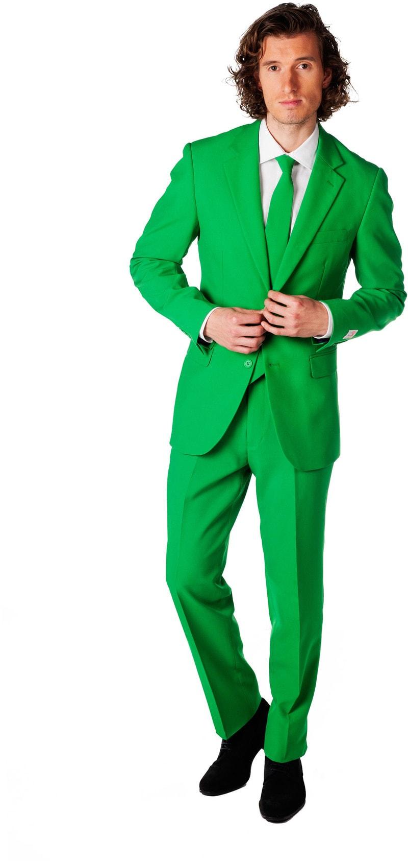 7b12ce1b194 OppoSuits Evergreen Kostuum   Groen pak OSUI-0028 Evergreen