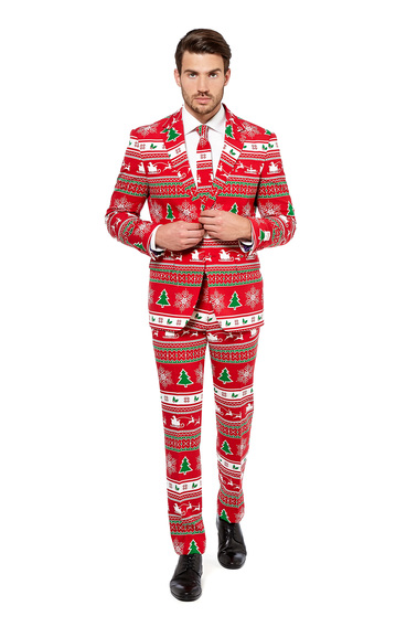 OppoSuits Winter Wonderland Kostuum