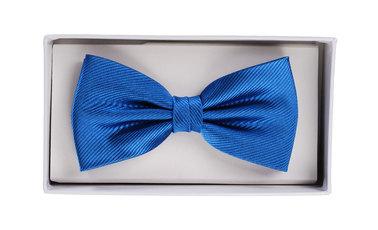 Silk Bow Tie Light Kobalt F19 photo 1