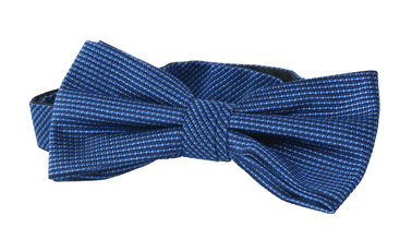 Bow Tie Silk Royal Blue photo 0