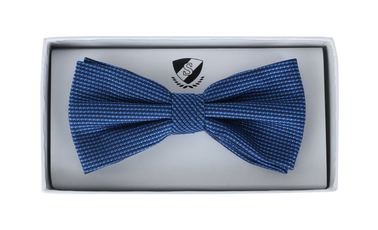 Bow Tie Silk Royal Blue photo 1