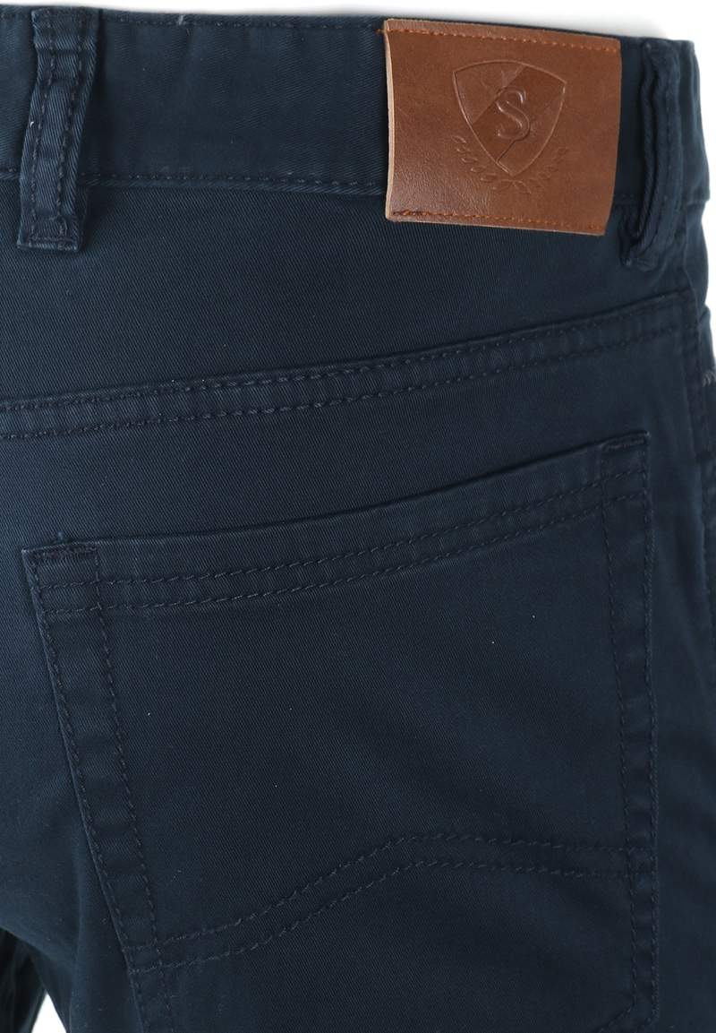 Detail Suitable 5 Pocket Donkerblauw