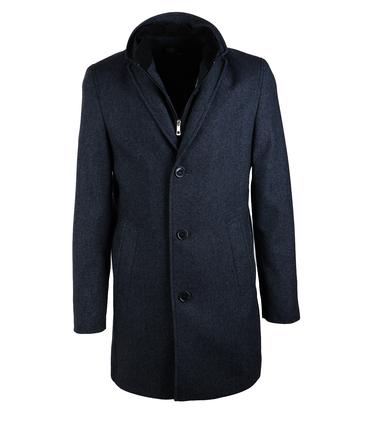 Suitable Coat Hans Navy