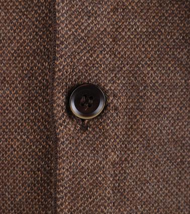 Detail Suitable Gilet Bruin