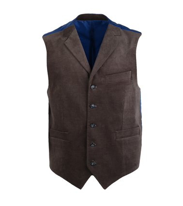 Suitable Gilet Mouline