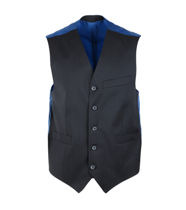Suitable Gilet Piga Antraciet
