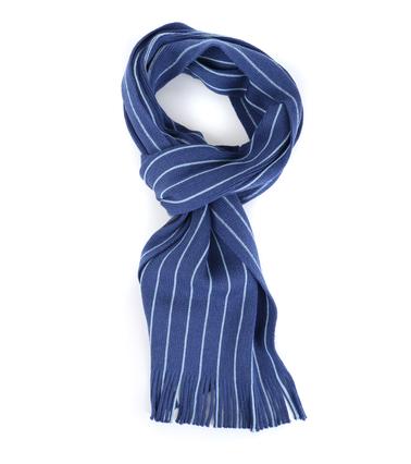 Suitable Heren Sjaal Blauw 16-22