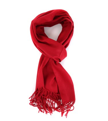 Suitable Heren Sjaal Rood 16-14