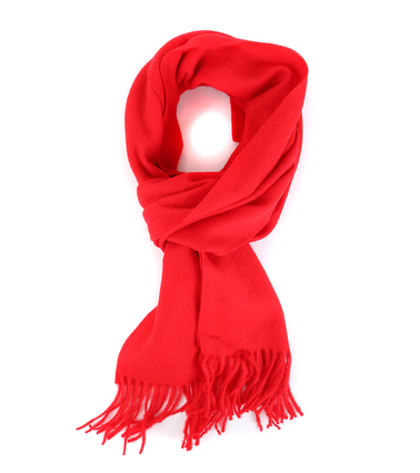 Suitable Heren Sjaal Rood 16-20