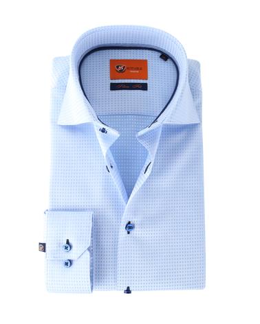 Suitable Overhemd Blauw 62-12