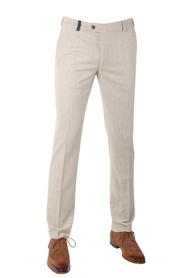 Suitable Pantalon Twill Beige