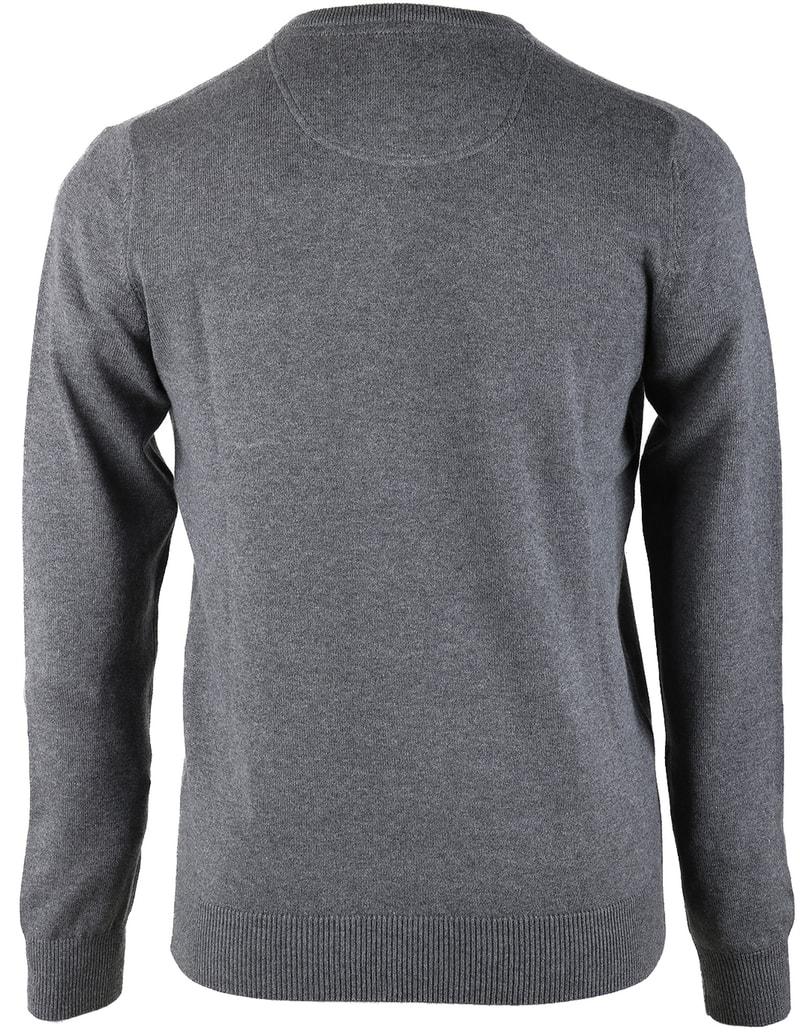 Detail Suitable Pullover Pocket Grey