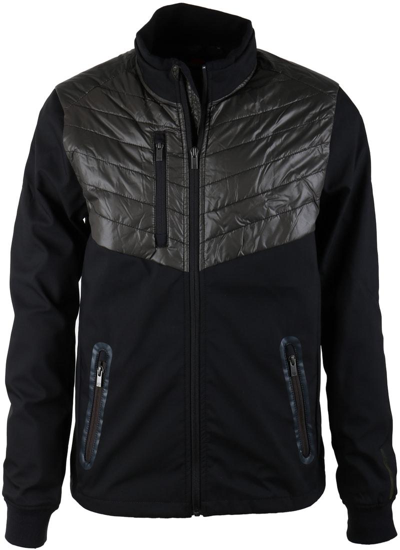 Suitable Softshell Spur Jacket Zwart