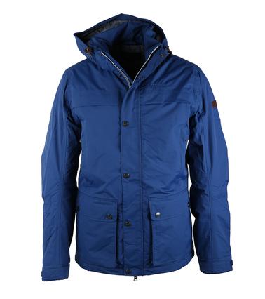 Tenson Molde Winterjas Kobaltblauw