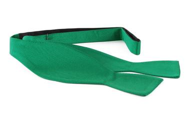 Self Tie Bow Tie Smaragd Green F68