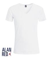 Alan Red Diepe V Stretch Ontario T-Shirt