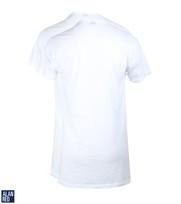 Detail Alan Red Extra Lange T-Shirts Derby(2pack)