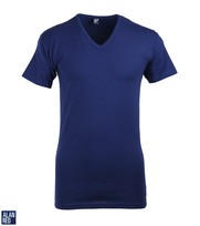 Alan Red Oklahoma T-shirt Stretch Ultramarine (1pack)