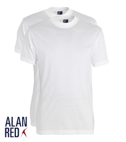 Alan Red T-Shirt Virginia (2pack)