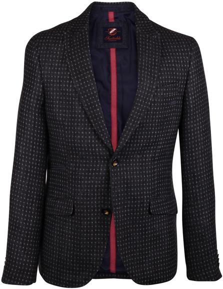 Dark Grey Jacket Foxford