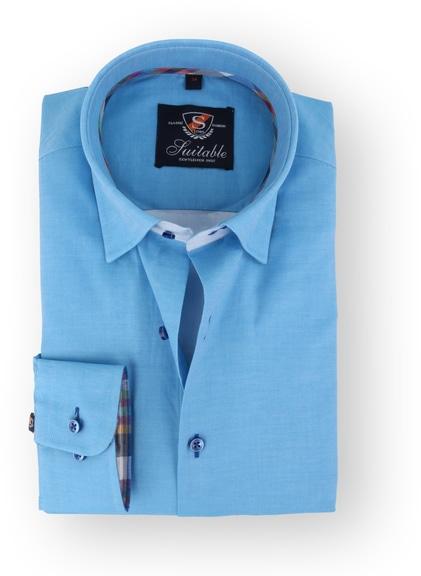 Aqua Blue Shirt 108-6