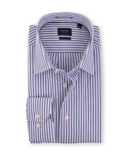 Arrow Shirt Regular Fit Blue Stripe