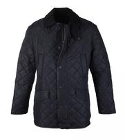 Barbour Classic Bardon Jacket Navy
