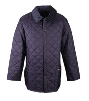 Barbour Liddesdale Jacket Navy