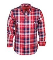 Barbour Shirt Luca Red Checks