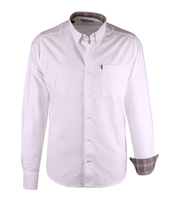 Barbour Shirt The Oxford Wit