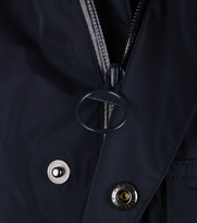 Detail Barbour Thurso Jas Donkerblauw