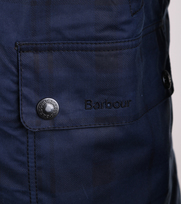 Detail Barbour Waxjas Alness