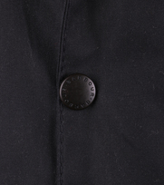 Detail Barbour Waxjas Bristol Jacket Navy