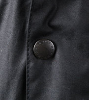 Detail Barbour Waxjas Corbridge Zwart