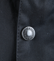 Detail Barbour Waxjas Leeward