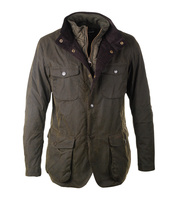Barbour Waxjacke Ogston Olive