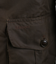 Detail Barbour Waxjas Portal