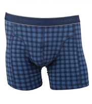 Bjorn Borg Boxer 1-pack Blue Checks