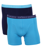 Bjorn Borg Boxer Blauw 2 Pack