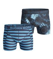 Bjorn Borg Boxer Oasis & Horizon 2Pack