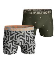 Bjorn Borg Boxer Palms en Geo 2 Pack