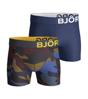 Bjorn Borg Boxers Total Eclipse 2 Pack